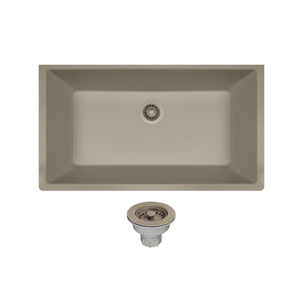 Mr Direct Undermount Kitchen Sinks