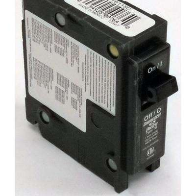 40 Amp 1-Pole Circuit Breaker Classified Type TB