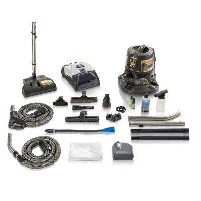 Reconditioned E Series E2 Gold 2 Speed Canister Vacuum Cleaner with E2 Tool Hose and  Power Head with Prolux Storm