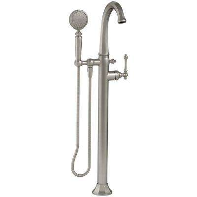 Claw Foot Tub Faucets Bathtub Faucets The Home Depot