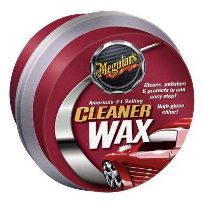 11 oz. Cleaner Wax Paste