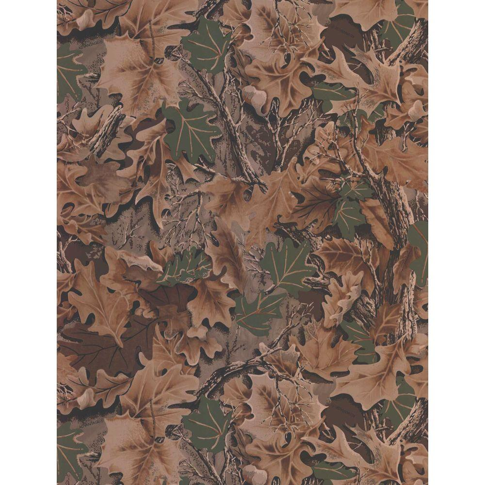 York Wallcoverings Realtree Classic Camouflage Wallpaper WD4140