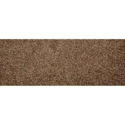 Serenity Espresso 10 in. x 27 in. Flat Traditional Stair Tread