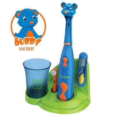 Brusheez Children's Electronic Toothbrush Set  Buddy the Bear