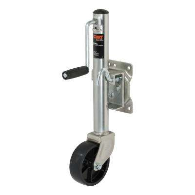 "Marine Jack with 6"" Wheel (1,200 lbs., 10"" Travel)"