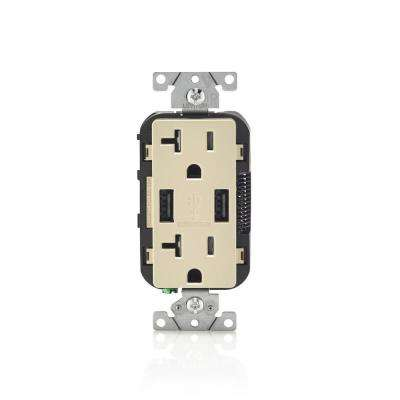 USB Port - Ivory - Electrical Outlets & Receptacles - Wiring Devices ...