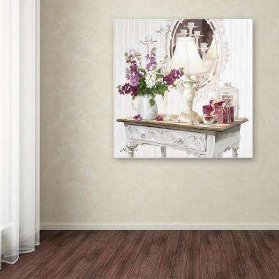 """35 in. x 35 in. """"Table Top"""" by The Macneil Studio Printed Canvas Wall Art"""