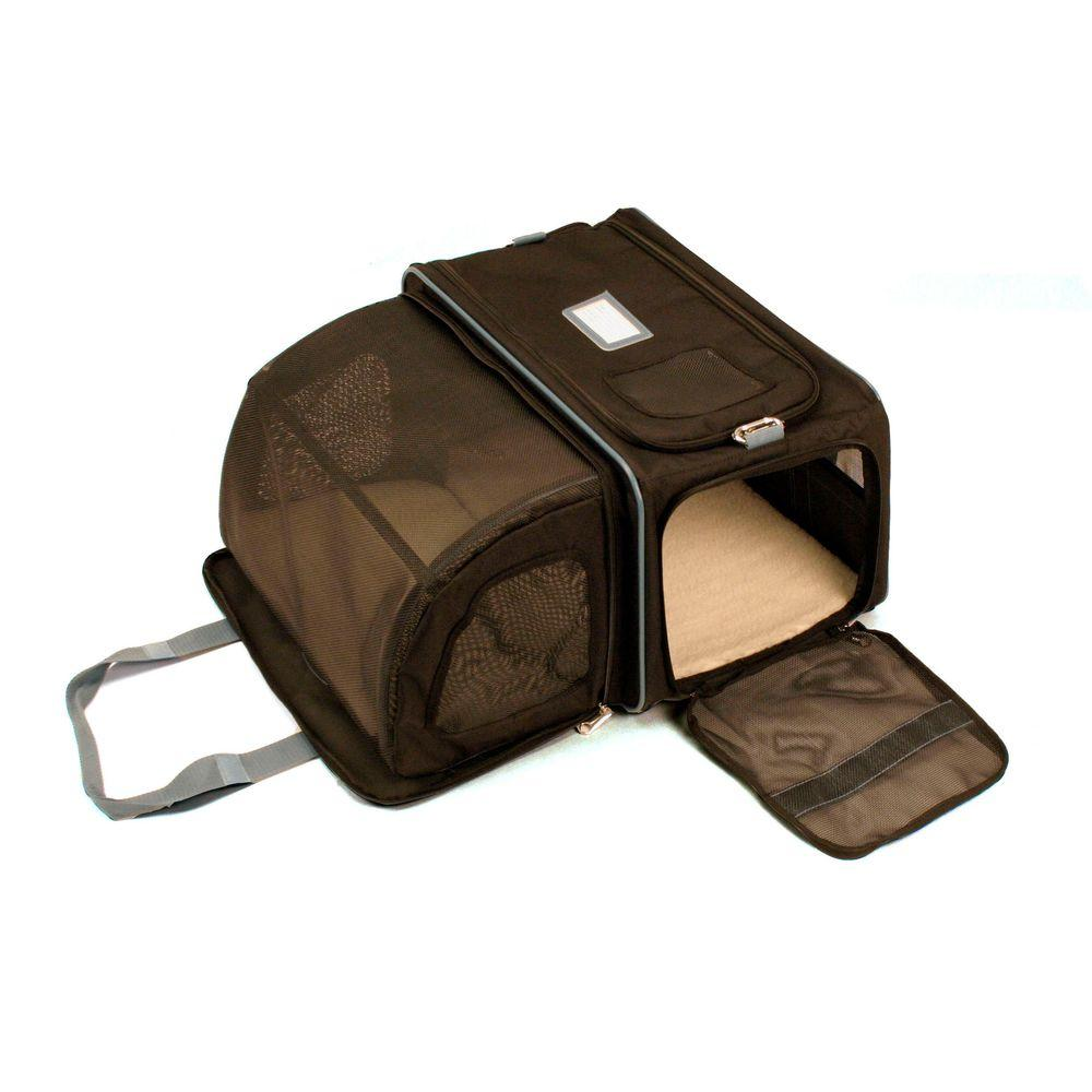 Brinkmann Pet Products Smart Space Pet Carrier