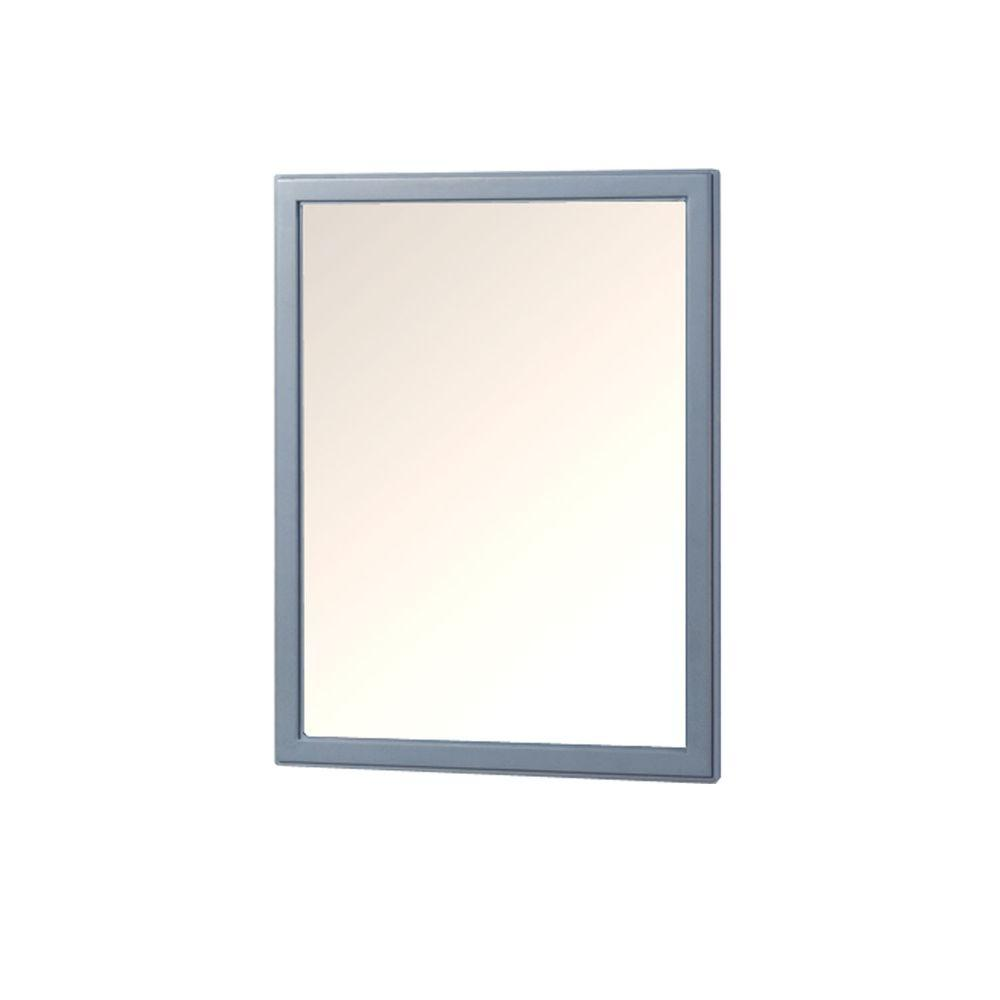 Maykke liverpool 30 in h x 24 in w wall mirror in light for Mirror liverpool