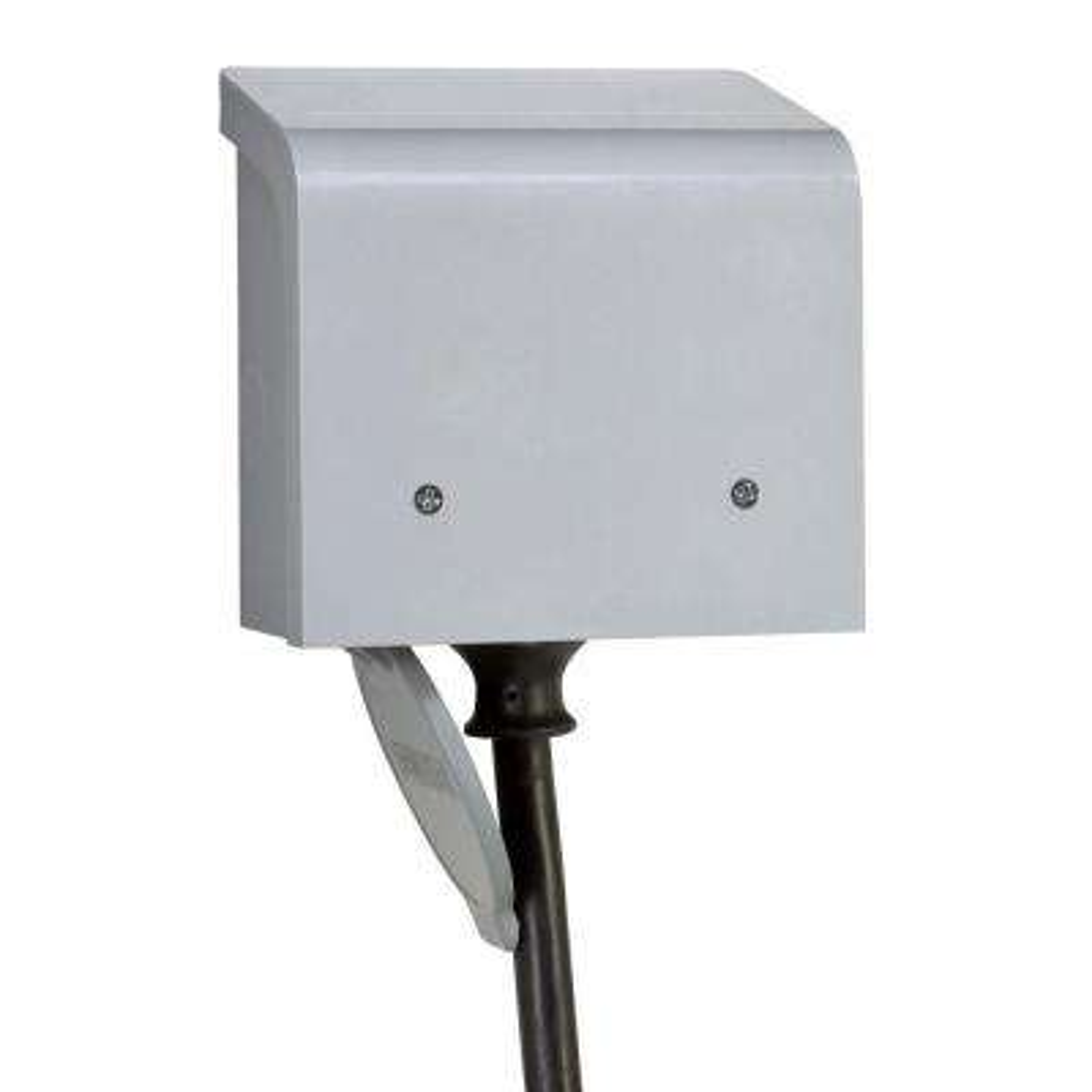 20-Amp Non-Metallic Power Inlet Box