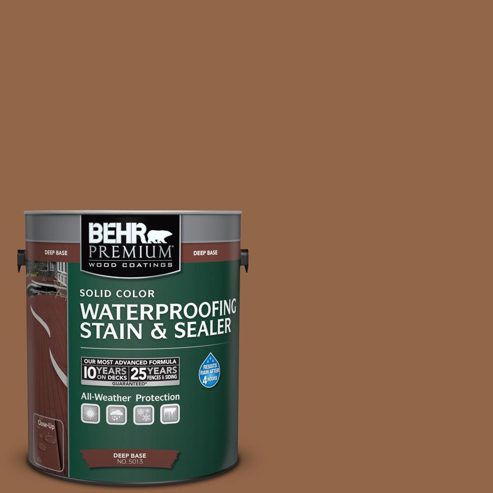 Sc 152 Red Cedar Solid Color Waterproofing Exterior Wood