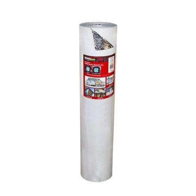 2 ft. x 50 ft. Single Reflective Insulation Roll with Single Air