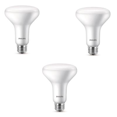 65-Watt Equivalent with Warm Glow BR30 Dimmable LED ENERGY STAR Light Bulb in Soft White (12-Pack)