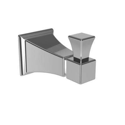 Rydder Single Robe Hook in Polished Chrome