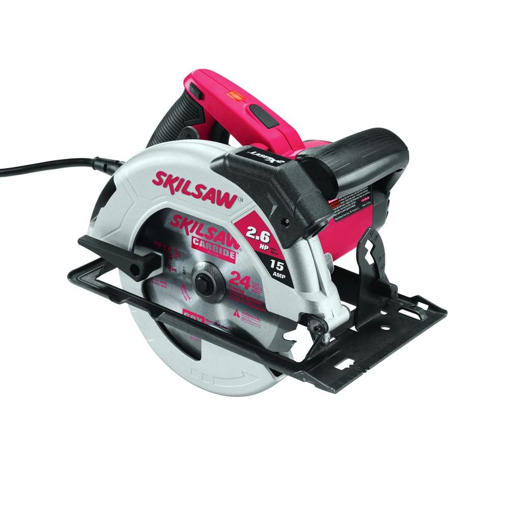 Skil 15 Amp 2-Beam Laser 7-1/4 in. 120-Volt Circular Saw