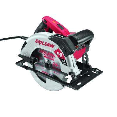 15 Amp 2-Beam Laser 7-1/4 in. 120-Volt Circular Saw