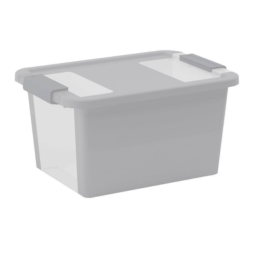 Bi Box 11 94 Qt Plastic Storage In Wet Cement 6 Pack