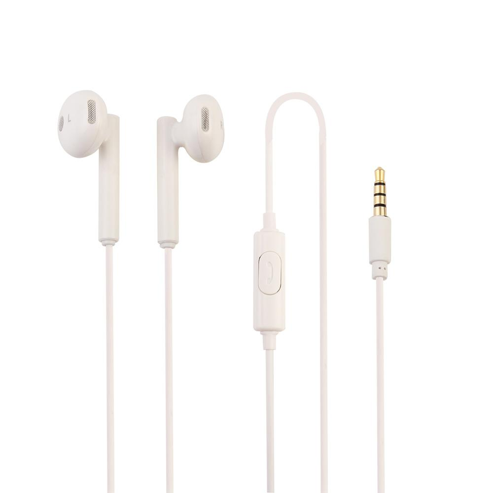 commercial electric in ear earphone with microphone hd0843 mic the
