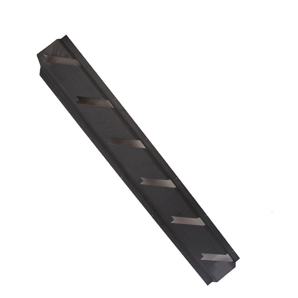 Gordon Cellar Door Galvinized Steel Stair Stringer 8 Step