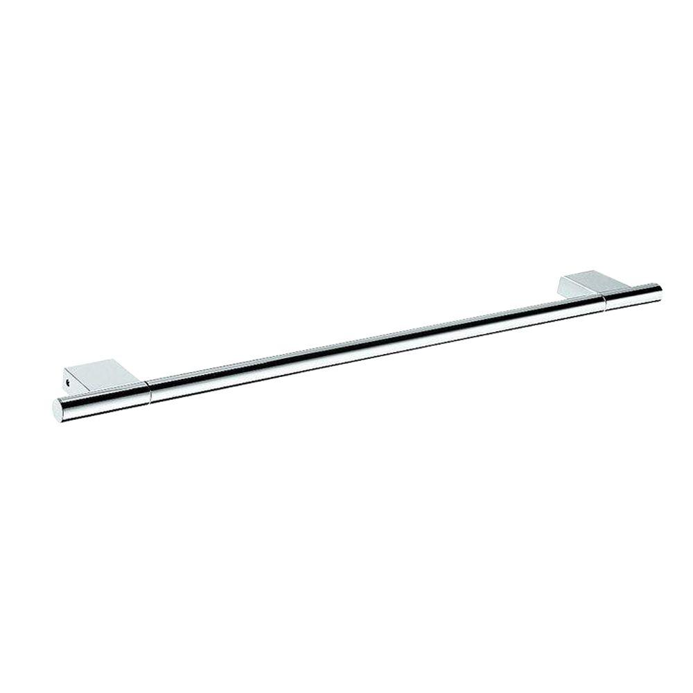 Hansgrohe Axor Uno 24 in. Towel Bar in Chrome