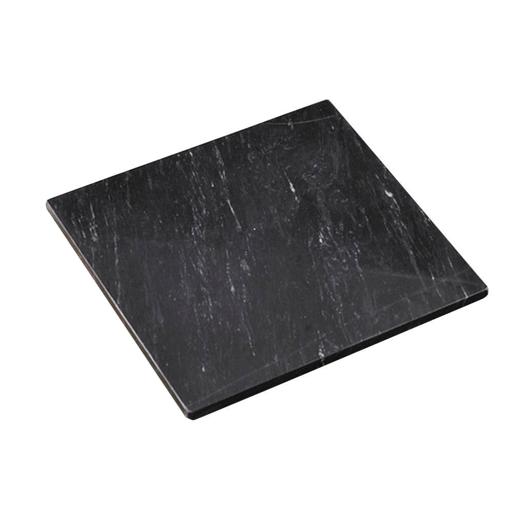 Black Marble Serving Board