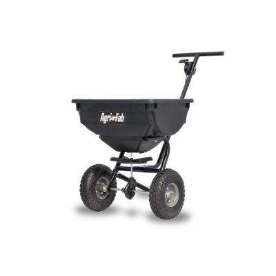 85 lbs. Capacity Deluxe Push Spreader