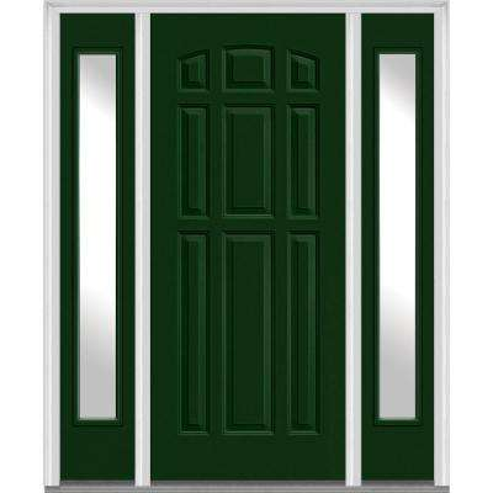 64.5 ...  sc 1 st  The Home Depot & 9 Panel - Front Doors - Exterior Doors - The Home Depot pezcame.com