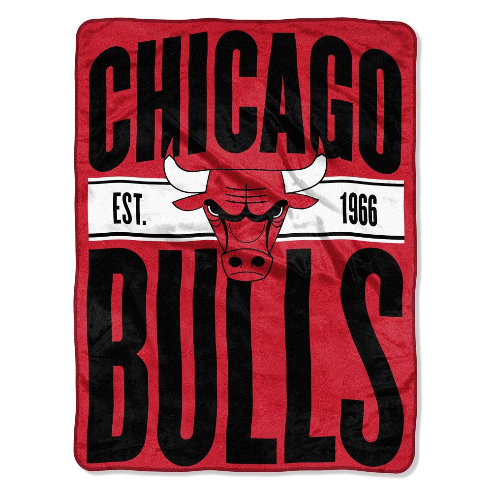 Bulls Multi-Color Clear Out Polyester Micro