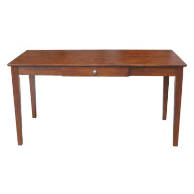 Admirable Solid Wood Desks Home Office Furniture The Home Depot Download Free Architecture Designs Scobabritishbridgeorg