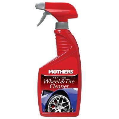 24 oz. Foaming Wheel and Tire Cleaner (Case of 6)