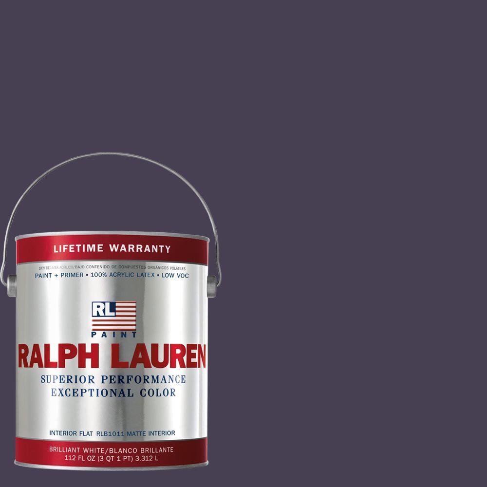 Ralph Lauren 1-gal. Purple Bronze Flat Interior Paint