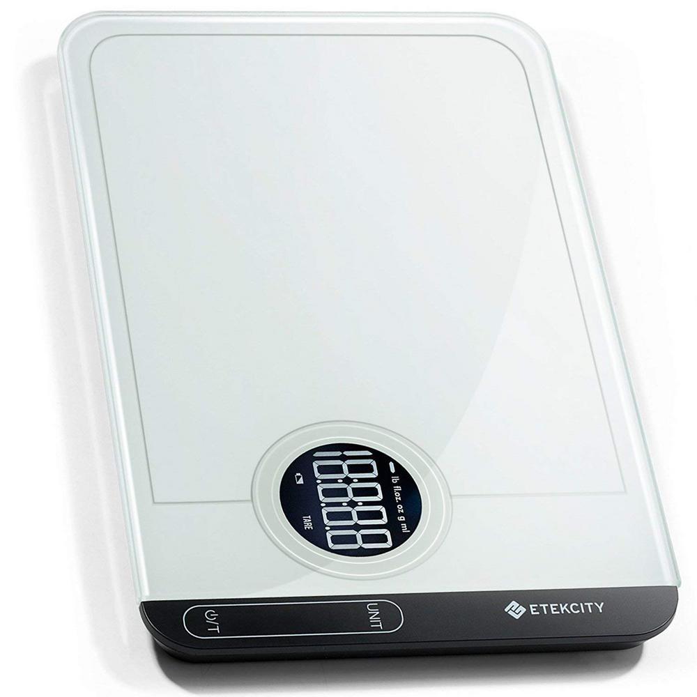 Etekcity Digital Touch Kitchen Scale (EK6314-T) Multi-function Food Scale