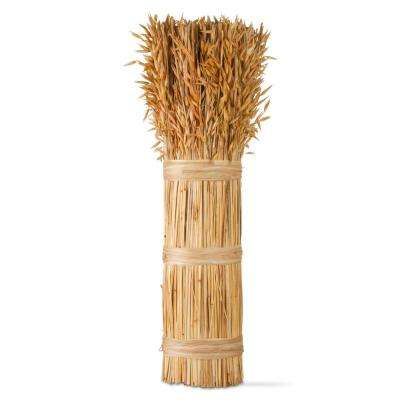 15.75 in. Large Decorative Wheat Bundle