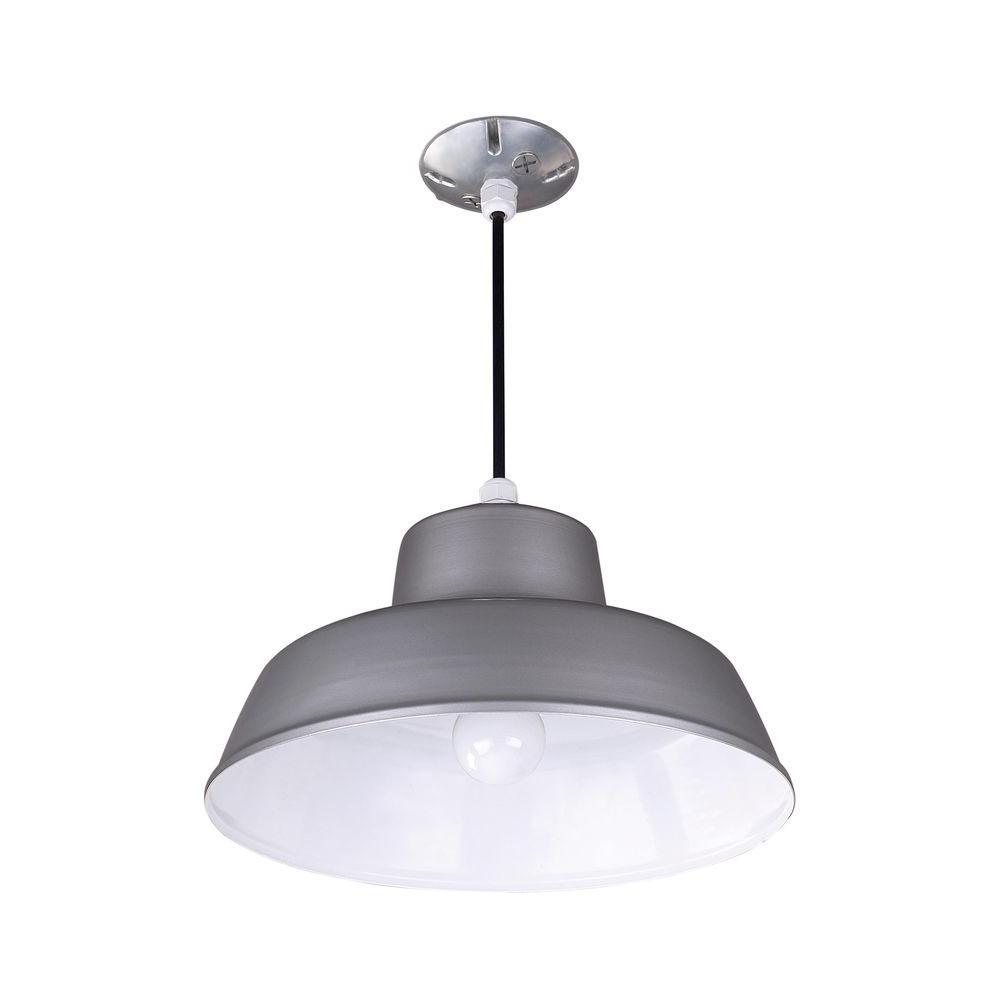 CANARM All Weather-Lighting 1-Light Outdoor Aluminum Pendant