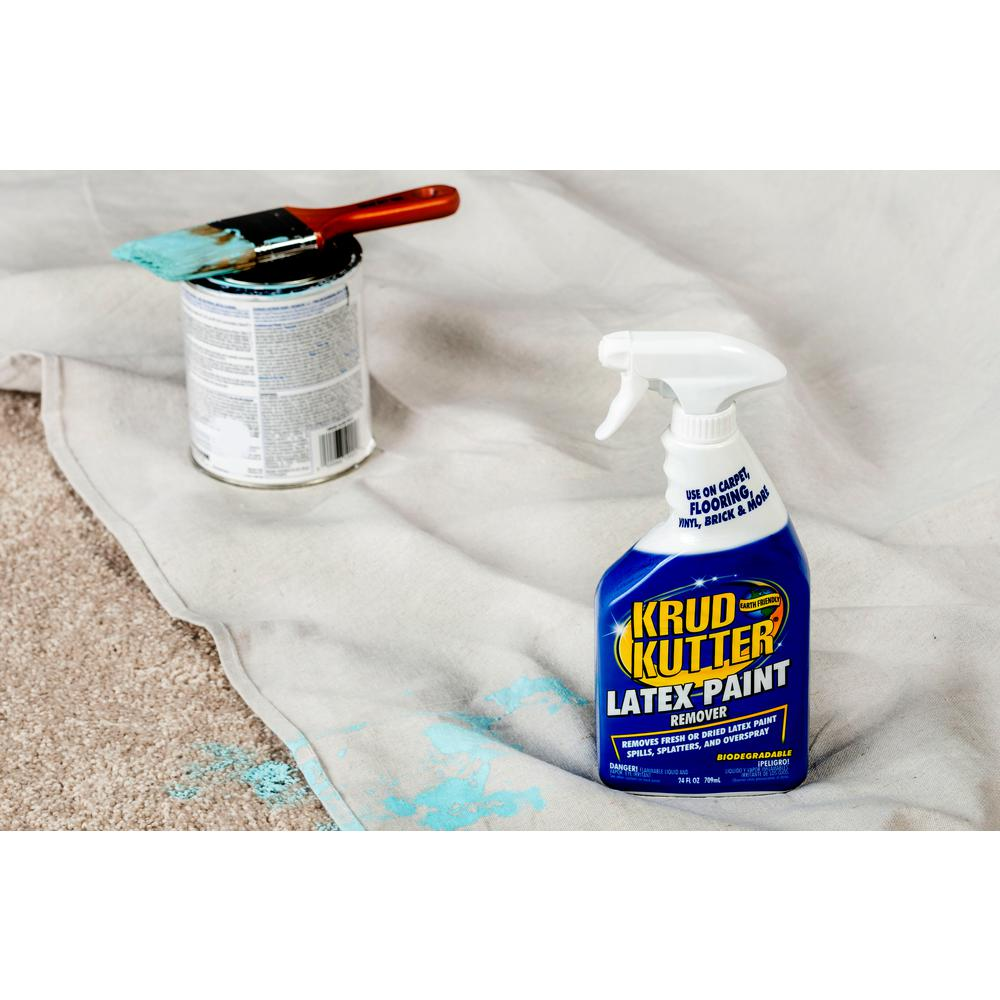 Krud Kutter 24 Oz Latex Paint Remover 336249 The Home Depot