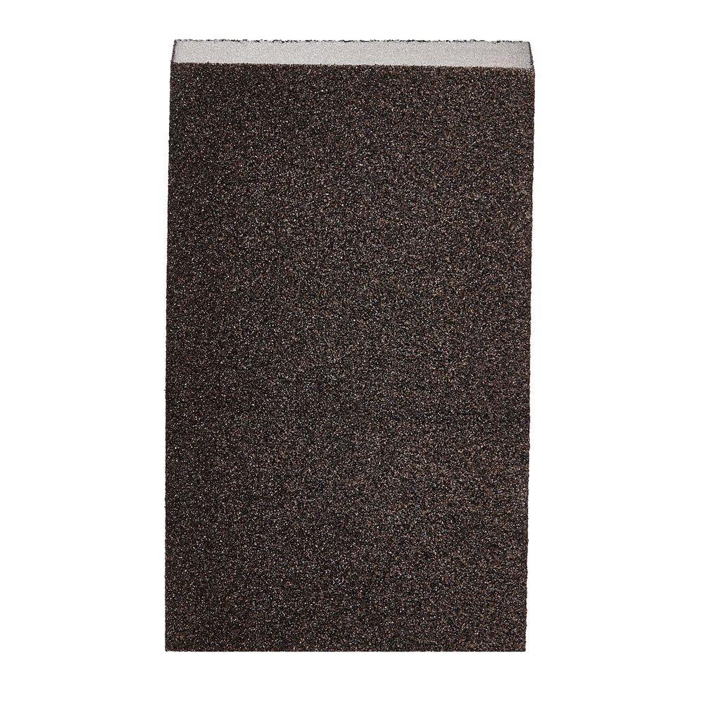 24mm 60-80 Extra Fine 70 Grey 5 Pieces Sanding Sponge Abrasive Block Coarse to Extra Fine 100