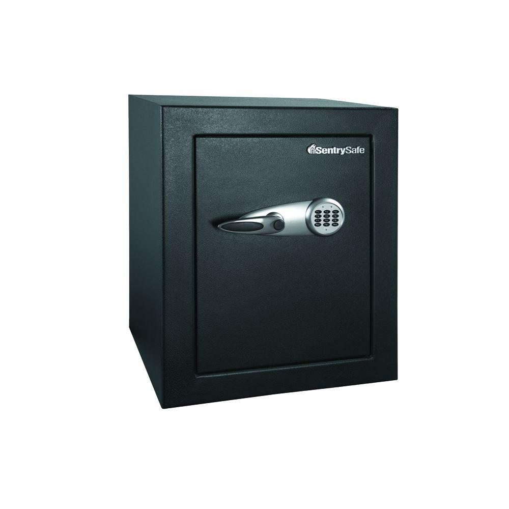 SentrySafe 4.3 cu. ft. Electronic Lock Non-Fire Safe, Black