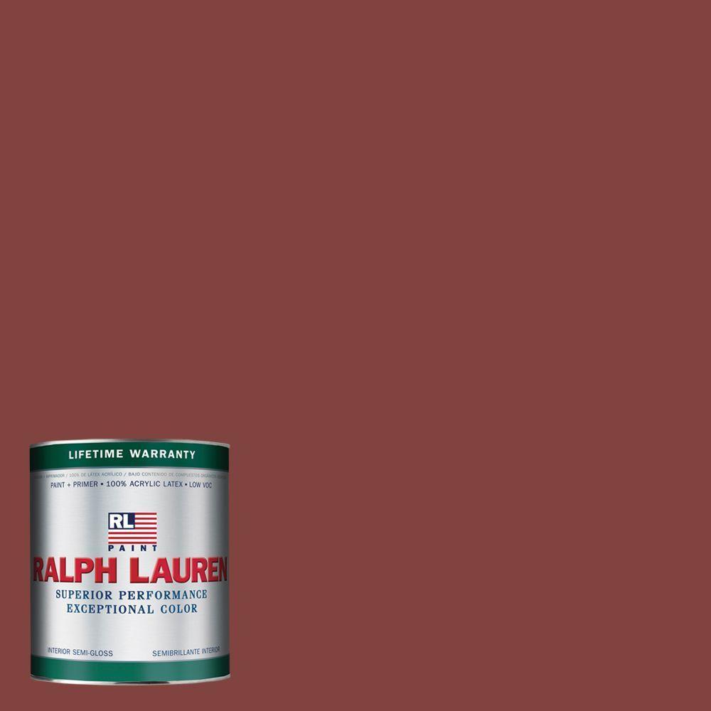 Ralph Lauren 1-qt. Venetian Clay Semi-Gloss Interior Paint