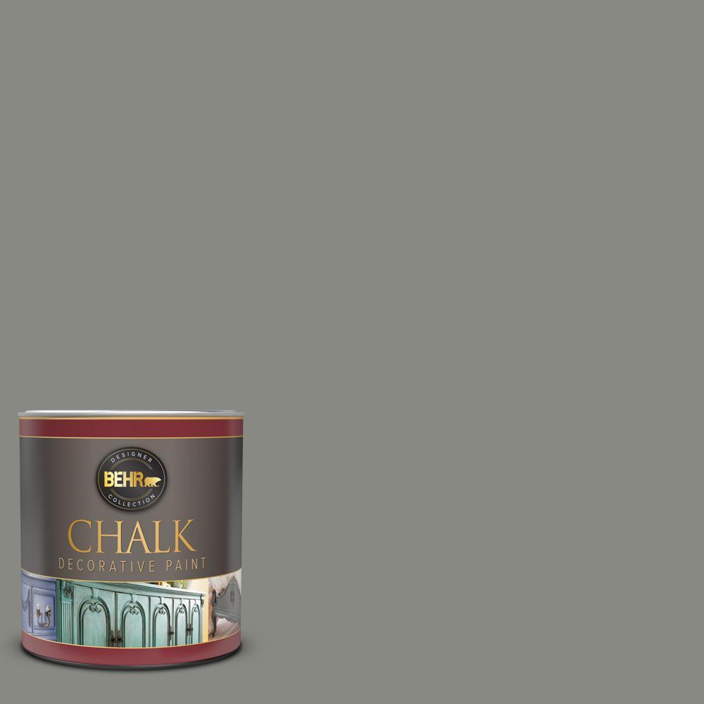 BEHR 1 qt. #BCP43 Tweed Coat Interior Chalk Decorative Paint