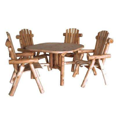 5-Piece Patio Dining Set