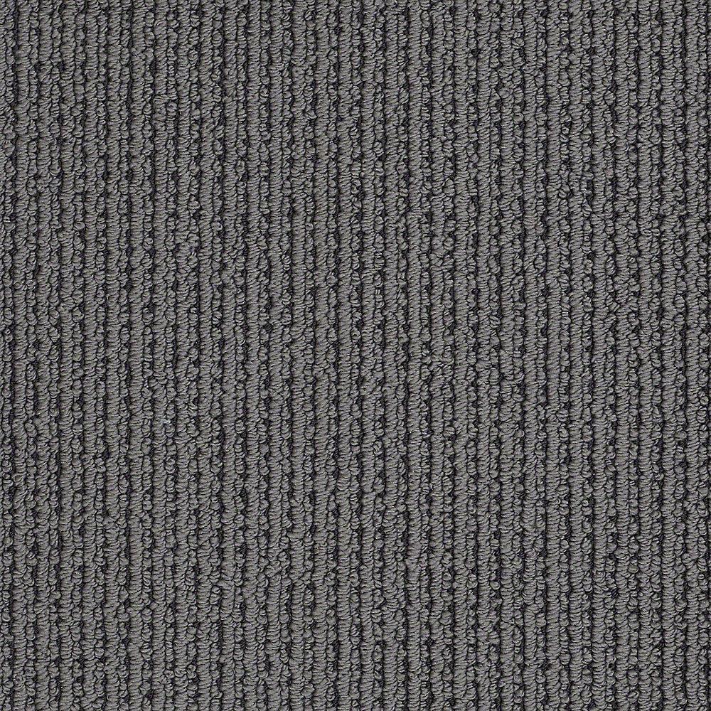 Carpet Sample - Broadway - In Color Skyline Pattern 8 in. x 8 in.