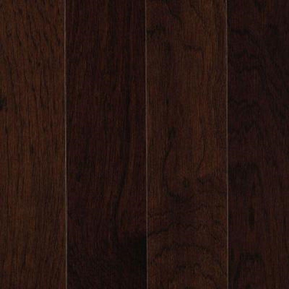 Take Home Sample - Portland Gunpowder Hickory Solid Hardwood Flooring - 5 in. x 7 in.