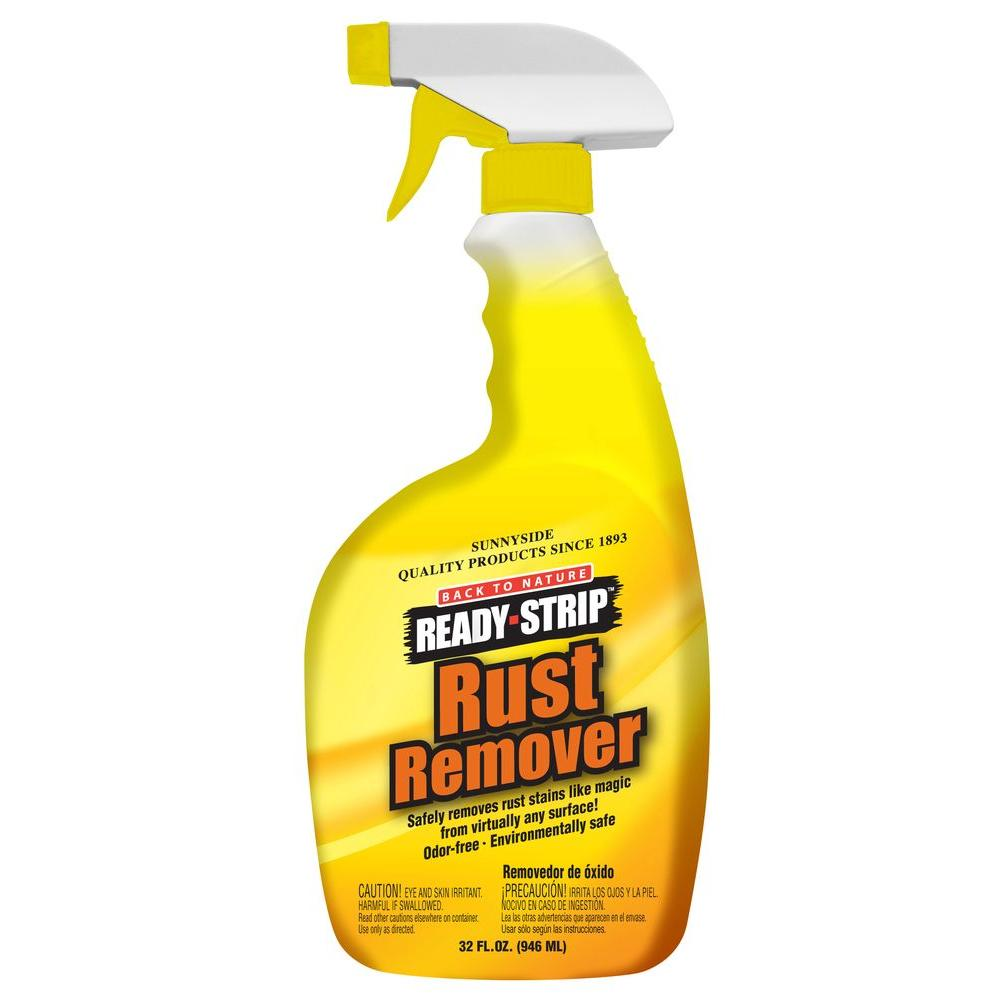 Ready-Strip 32 oz. Rust Remover Sprayer-66732 - The Home Depot