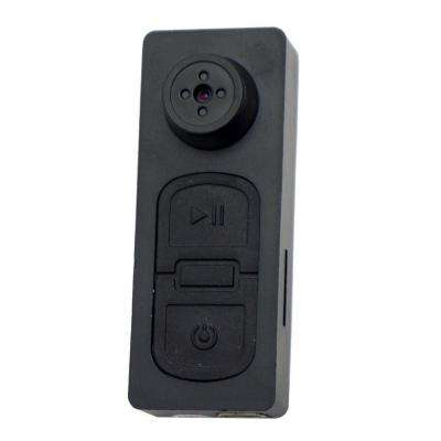 One Touch Button Hidden DVR Camera