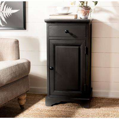 Jett Gray Storage Cabinet