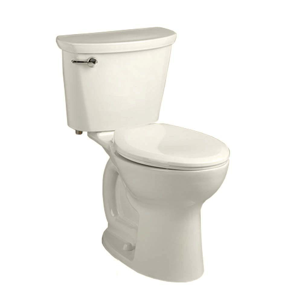 Cadet Pro Compact 2-piece 1.28 GPF Single Flush Elongated Toilet in