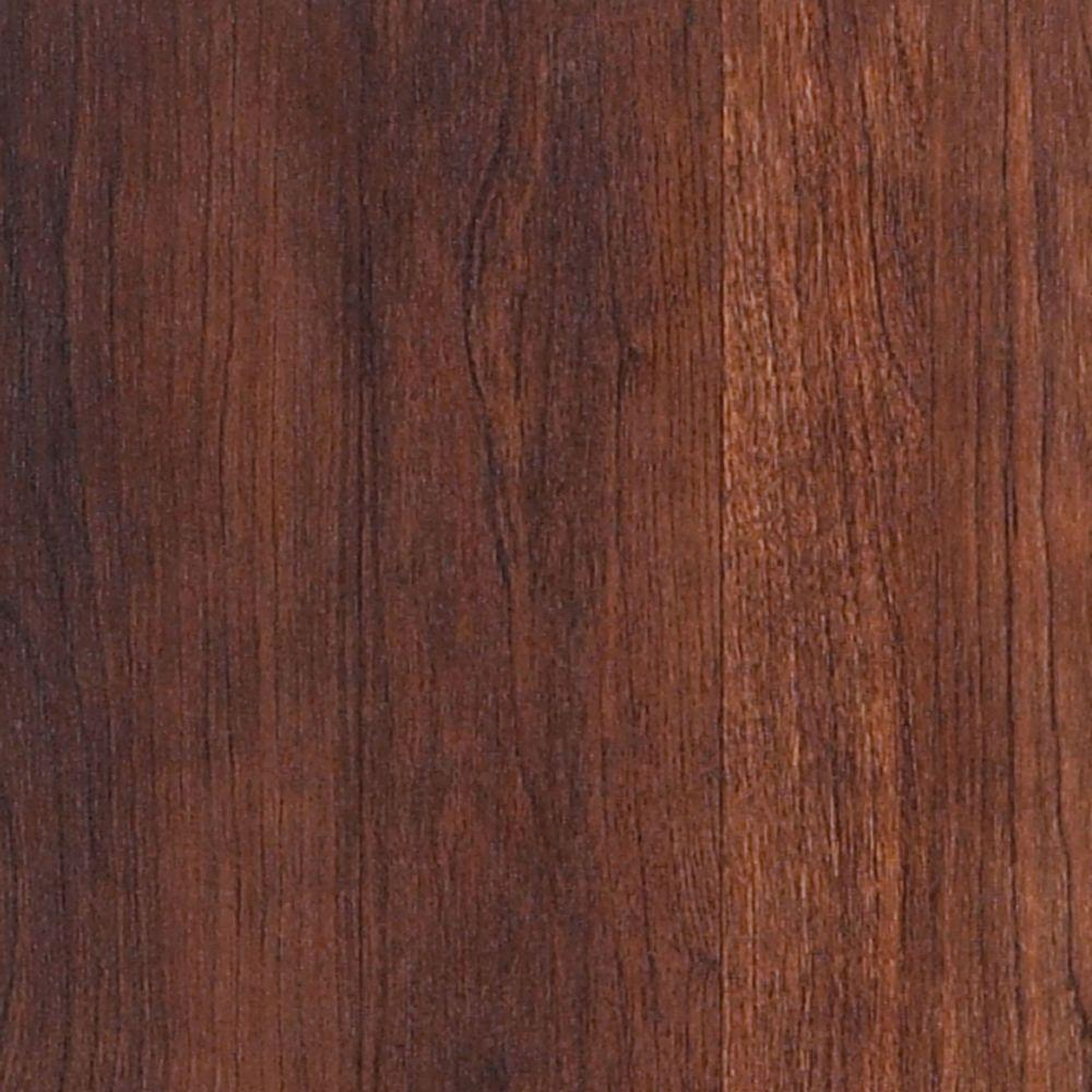 Shaw Native Collection Black Cherry 8 mm Thick x 7.99 in. Wx 47-9/16 in. L Attached Pad Laminate Flooring(21.12 sq. ft./case)