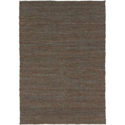 Pricol Turquoise 7 ft. x 10 ft. Indoor Area Rug