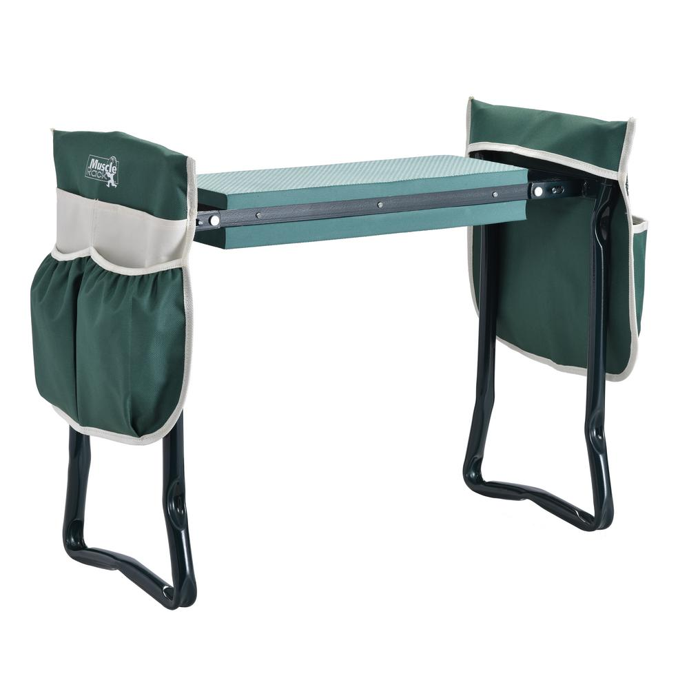 Muscle Rack Garden Kneeler and Seat