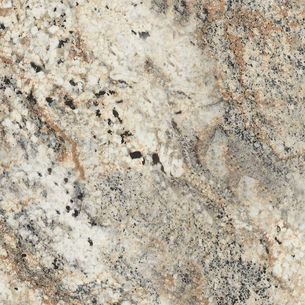 Laminate countertop sample in 180fx cafe azul with